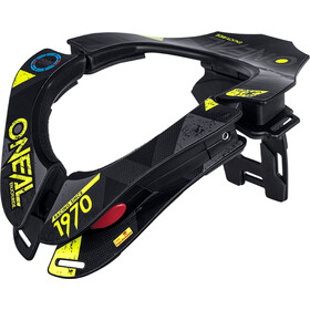 O'Neal Tron Neckbrace assault black/blue/yellow